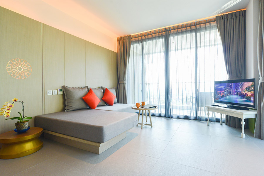 Facilities - The Yama Phuket