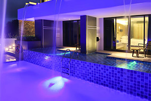 Deluxe Pool Access Room - The Yama Hotel