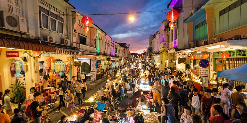Weekend Market - The Yama Phuket