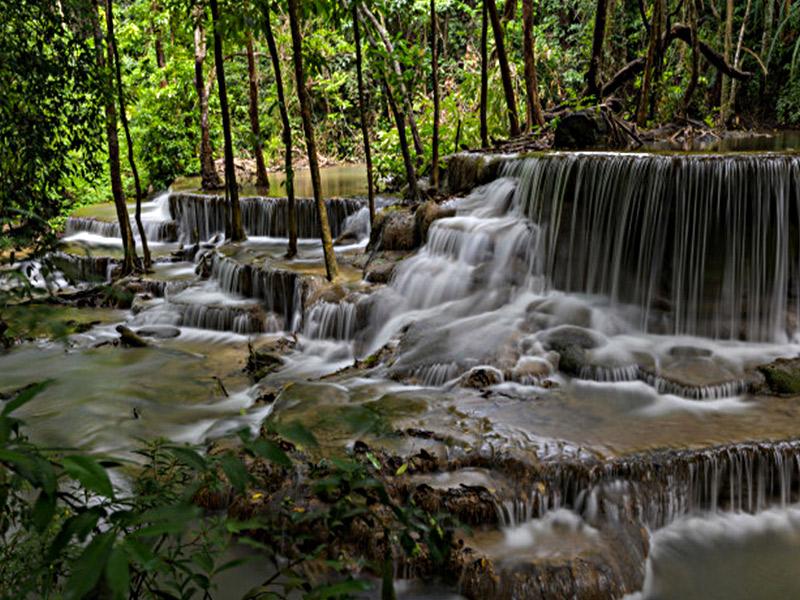 The Wonderful Waterfalls of Phuket